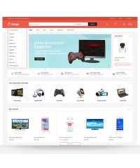 Bege-Responsive Opencart Theme