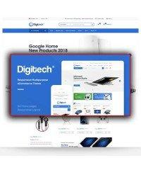 Digitech - Responsive Opencart 3.x Theme