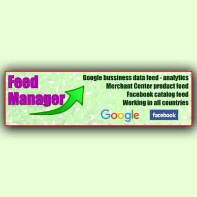 Скачать Feed Manager на сайте rus-opencart.info
