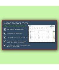 Редактор товаров | Instant Product Editor