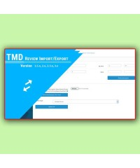 Tmd import and export Product Review