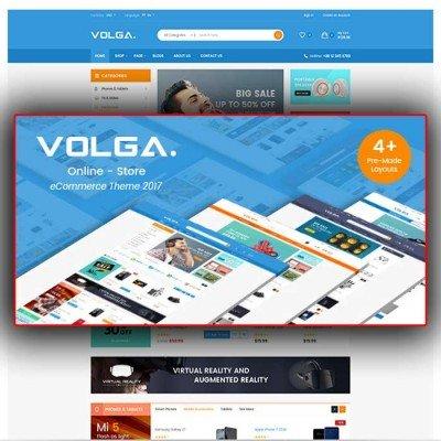 Скачать Volga-MegaShop Responsive Opencart на сайте rus-opencart.info
