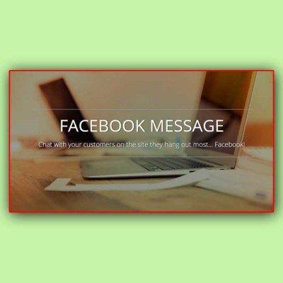 Скачать Facebook Messenger на сайте rus-opencart.info