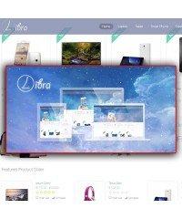 Libra-Multipurpose Responsive Opencart Theme