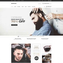 Domino-Fashion Responsive Opencart Theme
