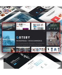 Gatsby-WordPress Theme