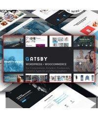 Gatsby-WordPress Theme
