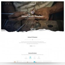 HandArt-Opencart Theme for Handmade Artists and Artisans
