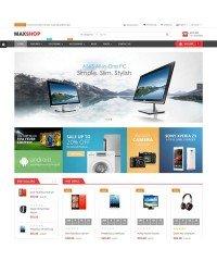 MaxShop-Fastest & Responsive Multipurpose OpenCart Theme