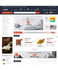 eMarket - The Multi-purpose MarketPlace OpenCart 3 Theme
