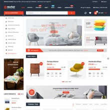 eMarket - The Multi-purpose MarketPlace OpenCart 3 Theme