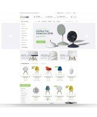 Furnilife-Furniture, Decorations & Supplies Opencart Theme