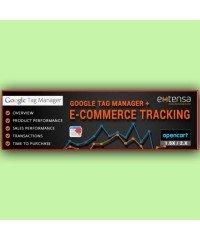 Google Tag Manager + Ecommerce Tracking PRO | Диспетчер тегов Google + отслеживание