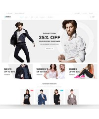 Arubic - Fashion Responsive OpenCart Theme