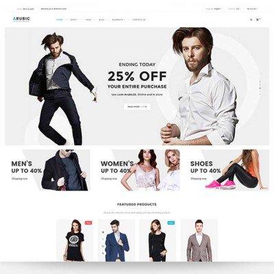 Скачать Arubic - Fashion Responsive OpenCart Theme на сайте rus-opencart.info