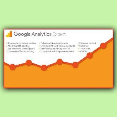 Скачать Google Analytics Expert на сайте rus-opencart.info