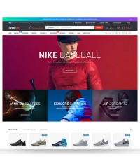 Sneaker-Shoes Responsive OpenCart Theme