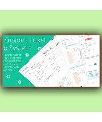 Система тикетов | Ticketing HelpDesk PRO