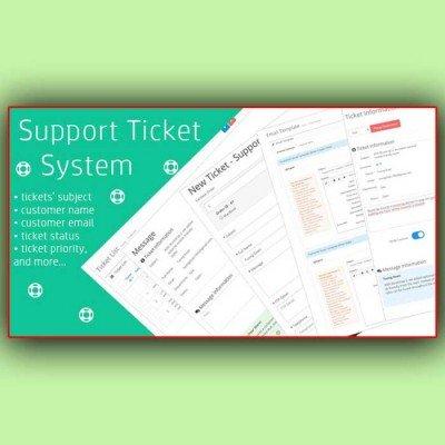 Скачать Система тикетов | Ticketing HelpDesk PRO на сайте rus-opencart.info