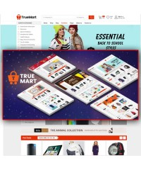 TrueMart-Mega Shop OpenCart Theme
