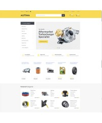 Autima-Accessories Car OpenCart Theme