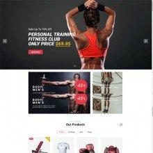 Boxima-Sport OpenCart Theme