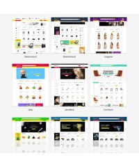 Digital Mart - Opencart Multi-Purpose Responsive Theme
