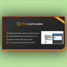 Pro Email Template
