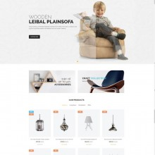 Gicor - Furniture OpenCart Theme