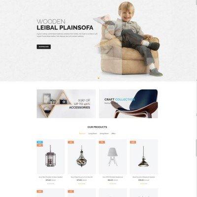 Скачать Gicor - Furniture OpenCart Theme на сайте rus-opencart.info