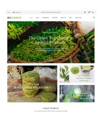 HiGreen-Multipurpose OpenCart Theme for Online Shop