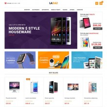 LadazPro - Advanced Multipurpose Responsive OpenCart Theme
