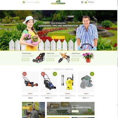 Скачать PlazaGarden - OpenCart Theme на сайте rus-opencart.info
