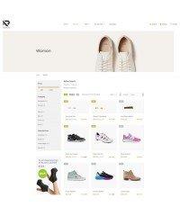 Raavin-Адаптивный шаблон обуви Opencart