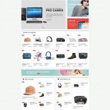 SarahMarket-Large Store OpenCart Theme