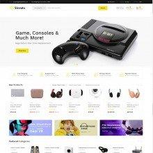 Sinrato-Mega Shop OpenCart Theme