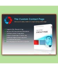 Страница контактов