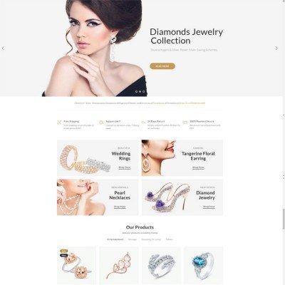Скачать Corano-Jewellery OpenCart Theme на сайте rus-opencart.info