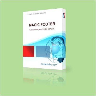 Скачать Magic Footer 2-3 на сайте rus-opencart.info