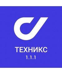 Техникс- Адаптивный шаблон