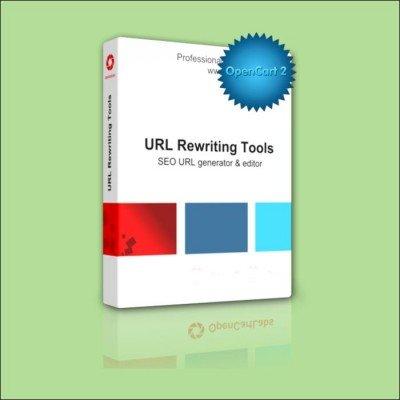 Скачать URL Rewriting Tools на сайте rus-opencart.info