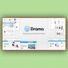 Drama-Responsive OpenCart Theme