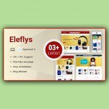Eleflys-Mega Electronics OpenCart 3.x