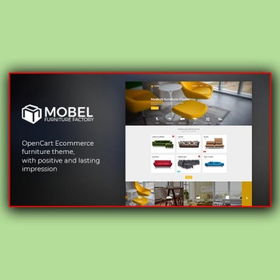 Скачать Mobel-Furniture OpenCart Theme на сайте rus-opencart.info