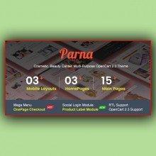 Parna-Multipurpose Responsive Theme