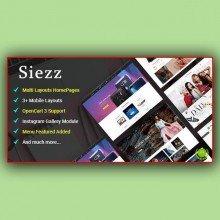Siezz-Multi-purpose OpenCart Theme