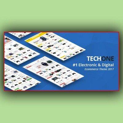 Скачать TechOne-Premium OpenCart Theme на сайте rus-opencart.info