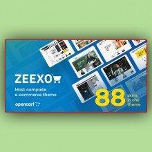 Zeexo-Premium OpenCart Theme