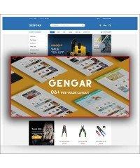 Gengar-Responsive Opencart Theme