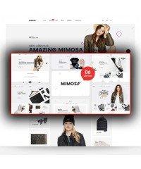 Mimosa-Responsive Fashion Opencart 3 Theme